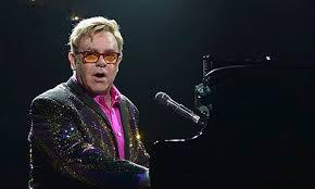 Elton John has a                pacemaker